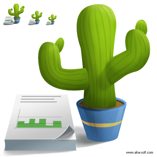 Cacti Viewer Icon
