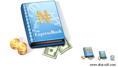ExpressBook Application Icon