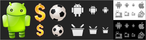 Android Icons Pack